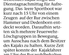 Montag, 30. November 2015 Eifeler Nachrichten / Lokaltitel Eifel / Seite 25