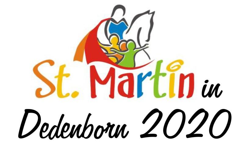 2020 Martinsfest Logo